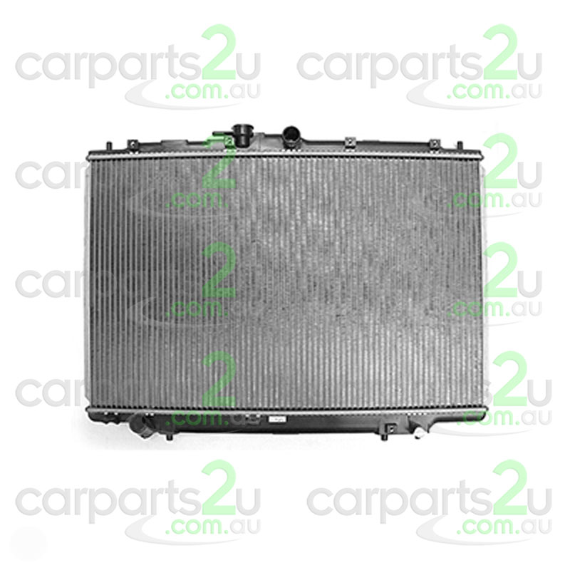HONDA ODYSSEY  JAZZ GD  RADIATOR - New quality car parts & auto spares online Australia wide with the convenience of shopping from your own home. Carparts 2U Penrith Sydney