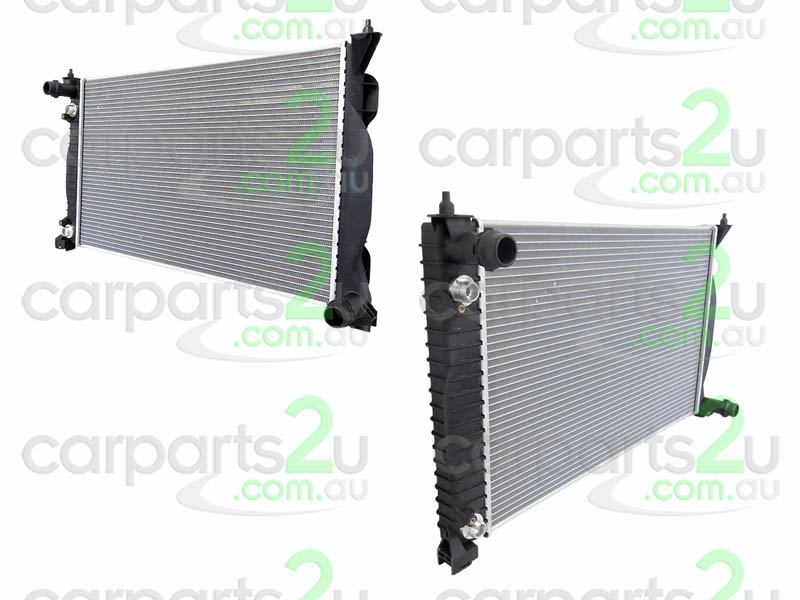 AUDI A4 A4 B6  RADIATOR - New quality car parts & auto spares online Australia wide with the convenience of shopping from your own home. Carparts 2U Penrith Sydney