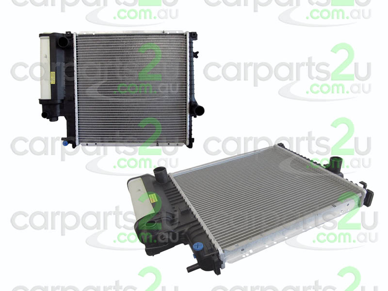BMW 3 SERIES E36  RADIATOR - New quality car parts & auto spares online Australia wide with the convenience of shopping from your own home. Carparts 2U Penrith Sydney