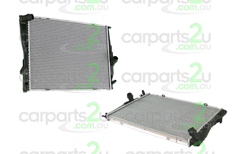 BMW 3 SERIES E46  RADIATOR - New quality car parts & auto spares online Australia wide with the convenience of shopping from your own home. Carparts 2U Penrith Sydney