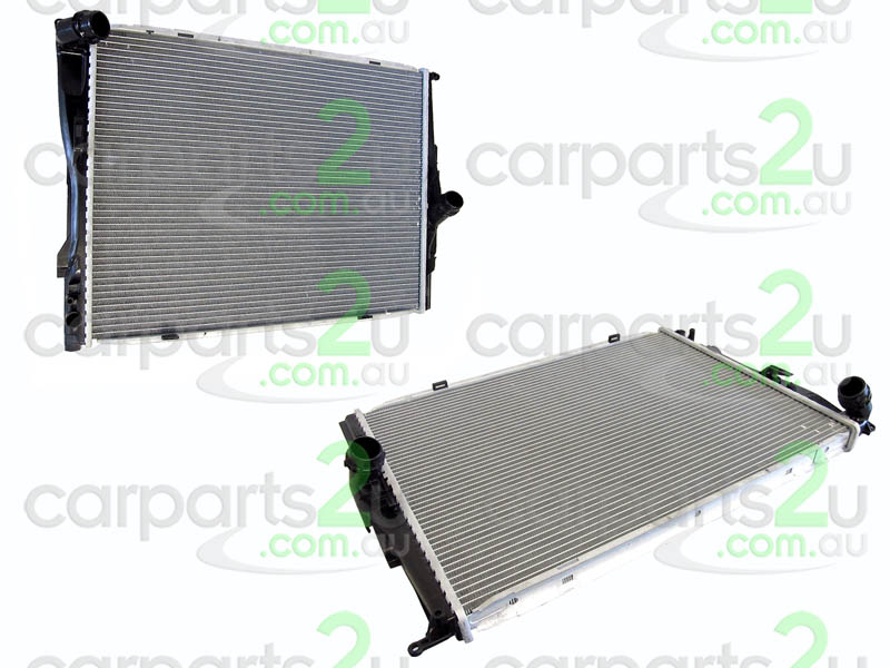 BMW 3 SERIES E90  RADIATOR - New quality car parts & auto spares online Australia wide with the convenience of shopping from your own home. Carparts 2U Penrith Sydney