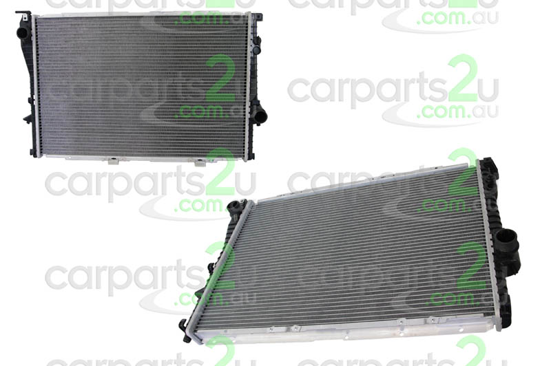BMW 5 SERIES E39  RADIATOR - New quality car parts & auto spares online Australia wide with the convenience of shopping from your own home. Carparts 2U Penrith Sydney