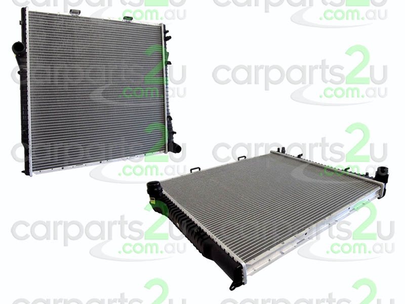 BMW X5 X5 E53  RADIATOR - New quality car parts & auto spares online Australia wide with the convenience of shopping from your own home. Carparts 2U Penrith Sydney