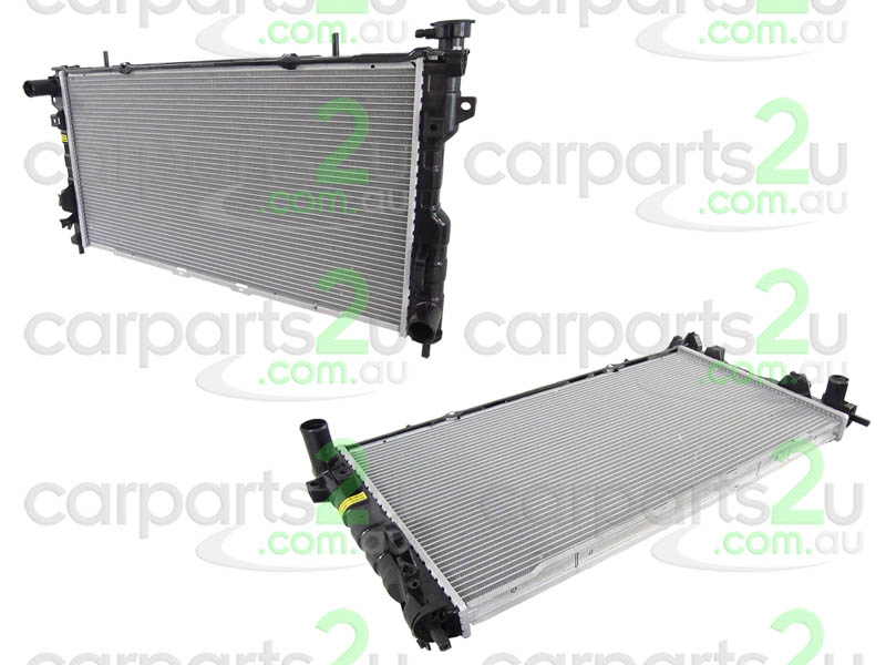 CHRYSLER VOYAGER VOYAGER WAGON  RADIATOR - New quality car parts & auto spares online Australia wide with the convenience of shopping from your own home. Carparts 2U Penrith Sydney