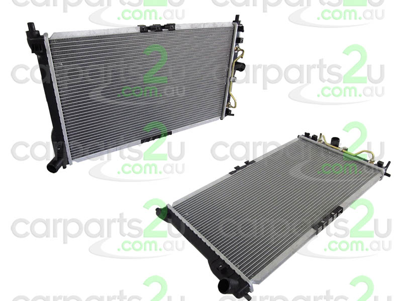 To suit DAEWOO LANOS LANOS  RADIATOR - New quality car parts & auto spares online Australia wide with the convenience of shopping from your own home. Carparts 2U Penrith Sydney