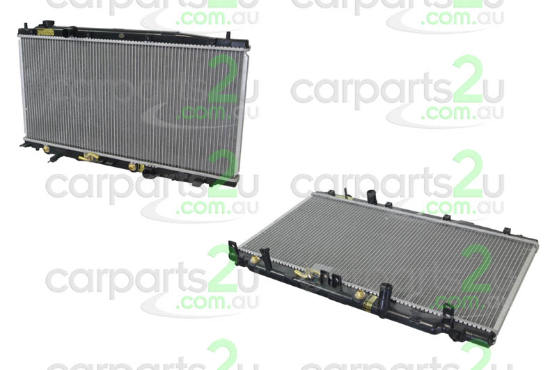 HONDA CITY JAZZ GE/GP  RADIATOR - New quality car parts & auto spares online Australia wide with the convenience of shopping from your own home. Carparts 2U Penrith Sydney