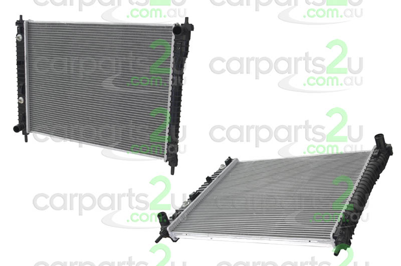 HOLDEN CAPTIVA VE SERIES 1  RADIATOR - New quality car parts & auto spares online Australia wide with the convenience of shopping from your own home. Carparts 2U Penrith Sydney