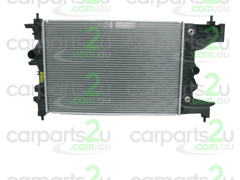 HOLDEN CRUZE CAPTIVA CG SERIES 1  RADIATOR - New quality car parts & auto spares online Australia wide with the convenience of shopping from your own home. Carparts 2U Penrith Sydney