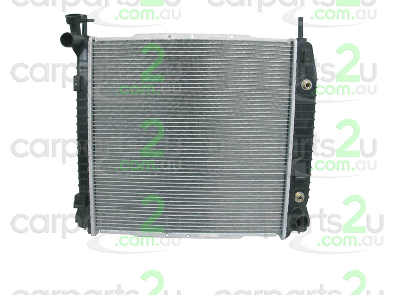 HOLDEN RODEO RA  RADIATOR - New quality car parts & auto spares online Australia wide with the convenience of shopping from your own home. Carparts 2U Penrith Sydney
