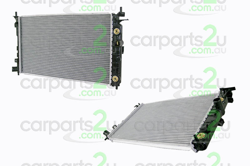 HOLDEN VECTRA RA  RADIATOR - New quality car parts & auto spares online Australia wide with the convenience of shopping from your own home. Carparts 2U Penrith Sydney