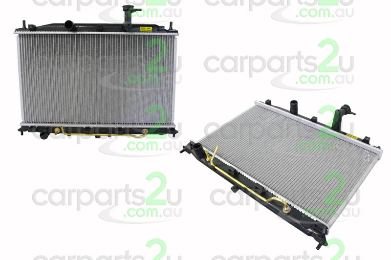 HYUNDAI ACCENT TUSCON WAGON  RADIATOR - New quality car parts & auto spares online Australia wide with the convenience of shopping from your own home. Carparts 2U Penrith Sydney