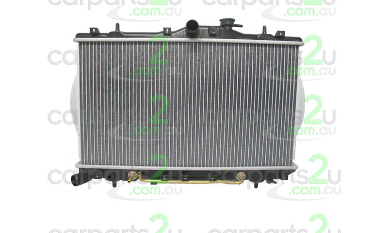 HYUNDAI EXCEL MC  RADIATOR - New quality car parts & auto spares online Australia wide with the convenience of shopping from your own home. Carparts 2U Penrith Sydney