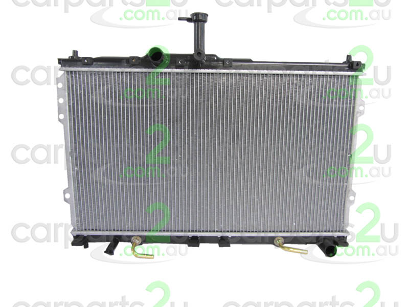 HYUNDAI ILOAD / IMAX TB  RADIATOR - New quality car parts & auto spares online Australia wide with the convenience of shopping from your own home. Carparts 2U Penrith Sydney