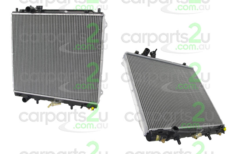 HYUNDAI TERRACAN ILOAD / IMAX  RADIATOR - New quality car parts & auto spares online Australia wide with the convenience of shopping from your own home. Carparts 2U Penrith Sydney