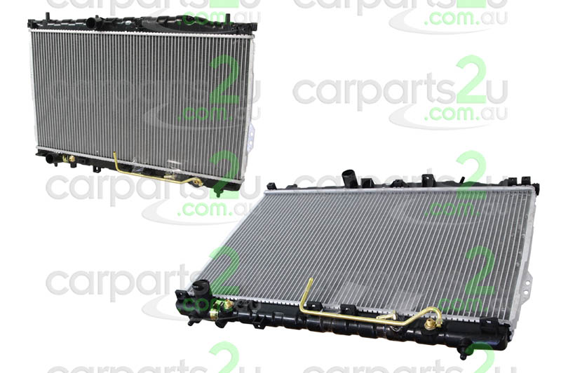 HYUNDAI TRAJET TERRACAN HP  RADIATOR - New quality car parts & auto spares online Australia wide with the convenience of shopping from your own home. Carparts 2U Penrith Sydney