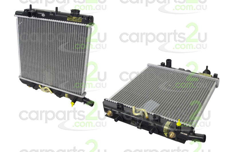 MAZDA 121 MAZDA 3 BK  RADIATOR - New quality car parts & auto spares online Australia wide with the convenience of shopping from your own home. Carparts 2U Penrith Sydney