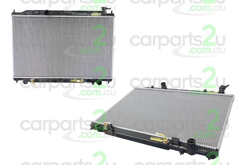 NISSAN MURANO T30  RADIATOR - New quality car parts & auto spares online Australia wide with the convenience of shopping from your own home. Carparts 2U Penrith Sydney