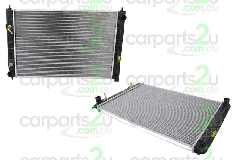 NISSAN MURANO Z50 WAGON  RADIATOR - New quality car parts & auto spares online Australia wide with the convenience of shopping from your own home. Carparts 2U Penrith Sydney