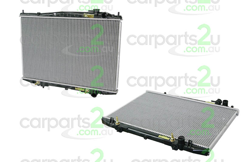 NISSAN NAVARA Z51 WAGON  RADIATOR - New quality car parts & auto spares online Australia wide with the convenience of shopping from your own home. Carparts 2U Penrith Sydney