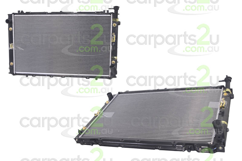 NISSAN PATROL D40M UTE *SPANISH BUILD VSK*  RADIATOR - New quality car parts & auto spares online Australia wide with the convenience of shopping from your own home. Carparts 2U Penrith Sydney