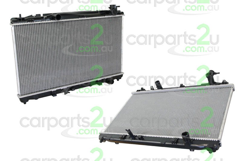TOYOTA CAMRY YARIS HATCH NCP90/NCP91  RADIATOR - New quality car parts & auto spares online Australia wide with the convenience of shopping from your own home. Carparts 2U Penrith Sydney