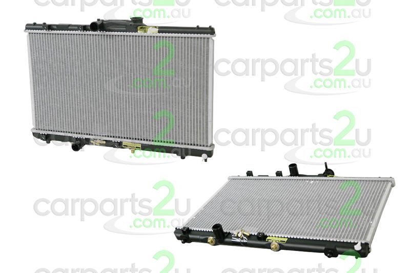 TOYOTA COROLLA AE90/AE92/AE93  RADIATOR - New quality car parts & auto spares online Australia wide with the convenience of shopping from your own home. Carparts 2U Penrith Sydney