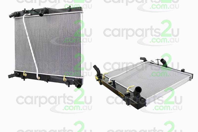 TOYOTA HIACE AE101/AE102  RADIATOR - New quality car parts & auto spares online Australia wide with the convenience of shopping from your own home. Carparts 2U Penrith Sydney