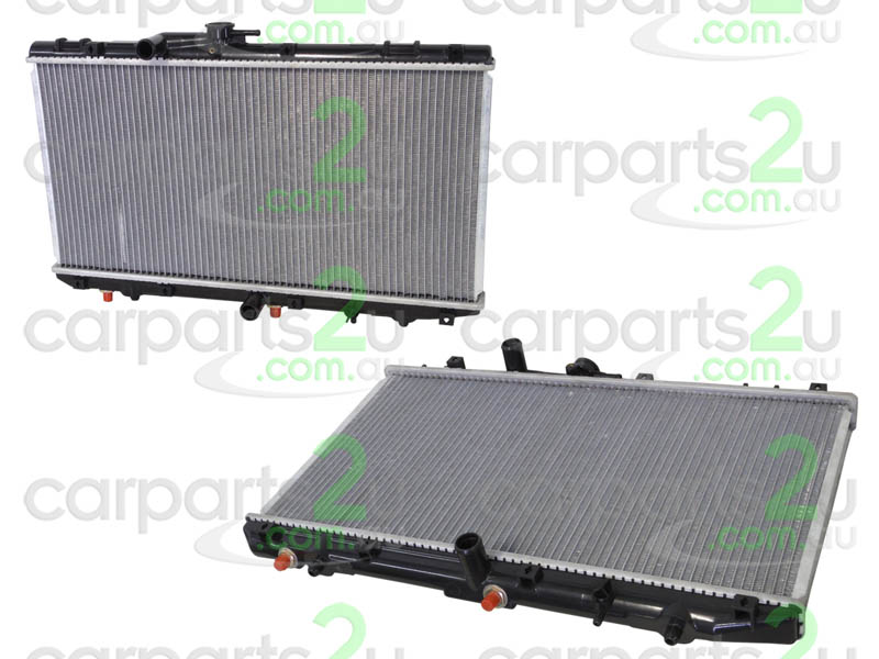 TOYOTA STARLET PRIUS ZVW30 HATCH  RADIATOR - New quality car parts & auto spares online Australia wide with the convenience of shopping from your own home. Carparts 2U Penrith Sydney