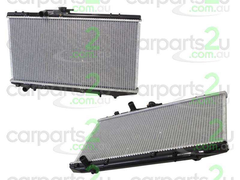 TOYOTA STARLET EP91  RADIATOR - New quality car parts & auto spares online Australia wide with the convenience of shopping from your own home. Carparts 2U Penrith Sydney