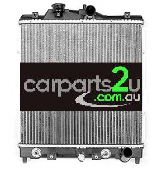 HONDA CIVIC FD  RADIATOR - New quality car parts & auto spares online Australia wide with the convenience of shopping from your own home. Carparts 2U Penrith Sydney