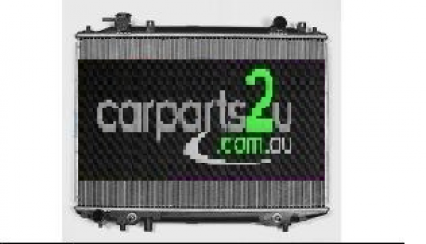 To suitFORD COURIER N15  RADIATOR - New quality car parts & auto spares online Australia wide with the convenience of shopping from your own home. Carparts 2U Penrith Sydney
