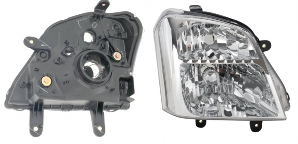 HOLDEN RODEO RA  HEAD LIGHT - New quality car parts & auto spares online Australia wide with the convenience of shopping from your own home. Carparts 2U Penrith Sydney