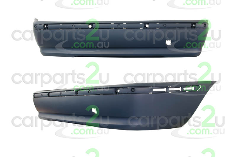 BMW 3 SERIES E46  REAR BUMPER - New quality car parts & auto spares online Australia wide with the convenience of shopping from your own home. Carparts 2U Penrith Sydney
