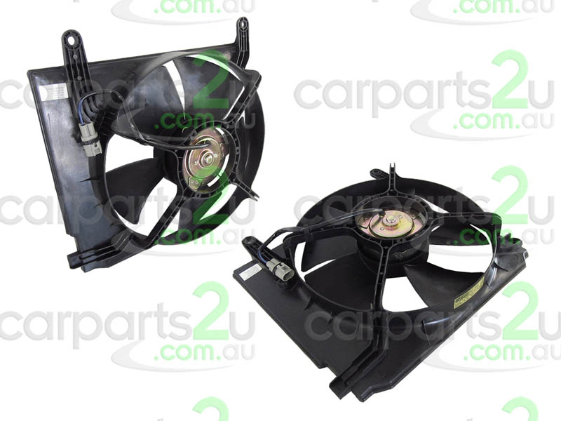 To suit DAEWOO LANOS LANOS  RADIATOR FAN ASSEMBLY - New quality car parts & auto spares online Australia wide with the convenience of shopping from your own home. Carparts 2U Penrith Sydney