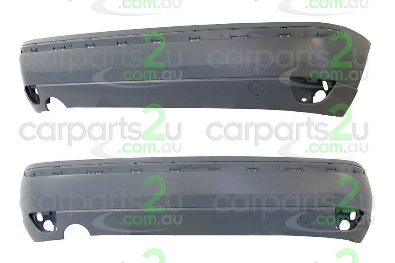 FORD FOCUS FG SERIES 1  REAR BUMPER - New quality car parts & auto spares online Australia wide with the convenience of shopping from your own home. Carparts 2U Penrith Sydney