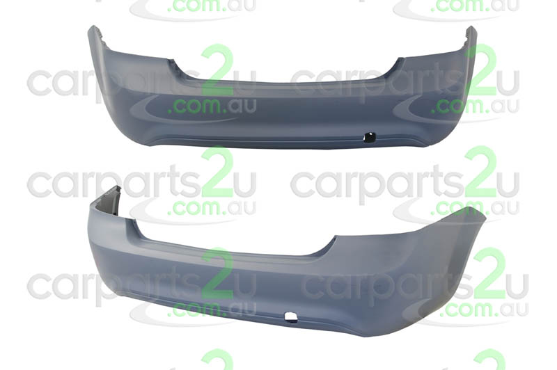 FORD FOCUS FOCUS LS / LT  REAR BUMPER - New quality car parts & auto spares online Australia wide with the convenience of shopping from your own home. Carparts 2U Penrith Sydney