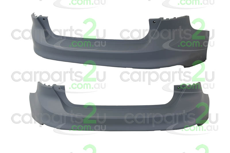 FORD FOCUS FOCUS LV  REAR BUMPER - New quality car parts & auto spares online Australia wide with the convenience of shopping from your own home. Carparts 2U Penrith Sydney