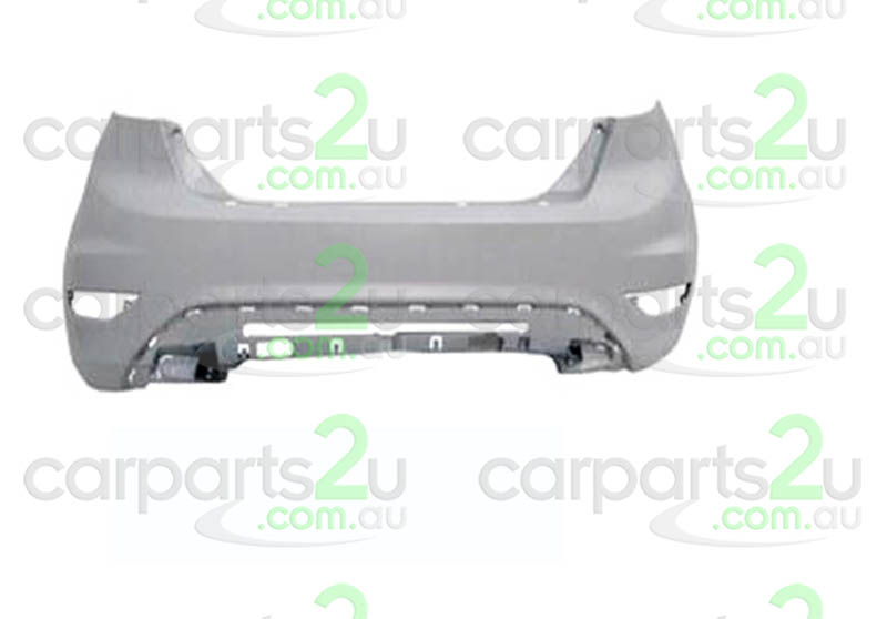FORD FIESTA FOCUS LW  REAR BUMPER - New quality car parts & auto spares online Australia wide with the convenience of shopping from your own home. Carparts 2U Penrith Sydney