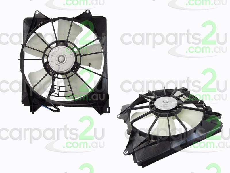 HONDA ACCORD ODYSSEY RB WAGON  RADIATOR FAN ASSEMBLY - New quality car parts & auto spares online Australia wide with the convenience of shopping from your own home. Carparts 2U Penrith Sydney