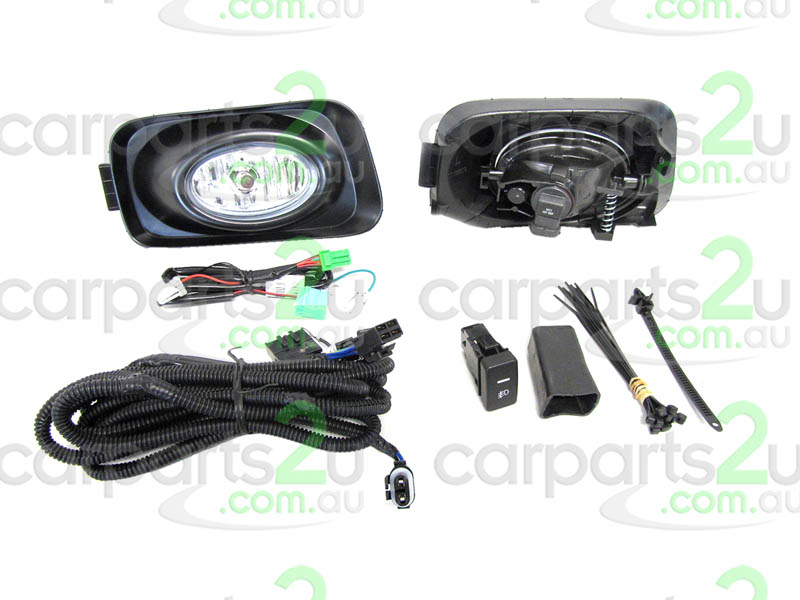 HONDA ACCORD CM  FOG LIGHT KIT - New quality car parts & auto spares online Australia wide with the convenience of shopping from your own home. Carparts 2U Penrith Sydney