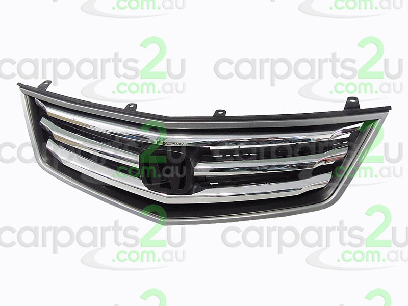 HONDA ACCORD FN TYPE R  GRILLE - New quality car parts & auto spares online Australia wide with the convenience of shopping from your own home. Carparts 2U Penrith Sydney