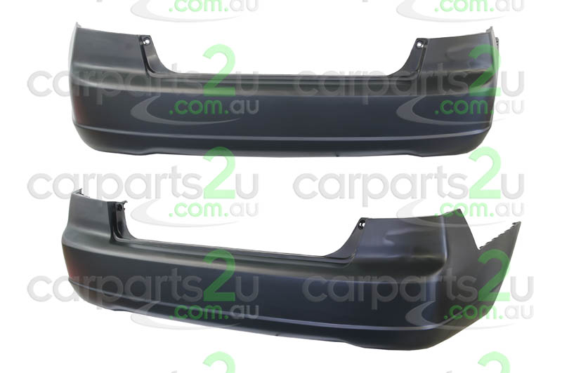 HONDA CIVIC CRV WAGON RM  REAR BUMPER - New quality car parts & auto spares online Australia wide with the convenience of shopping from your own home. Carparts 2U Penrith Sydney