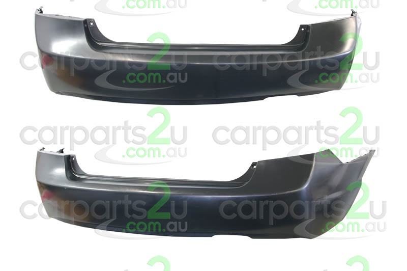 HONDA CIVIC ES SEDAN  REAR BUMPER - New quality car parts & auto spares online Australia wide with the convenience of shopping from your own home. Carparts 2U Penrith Sydney