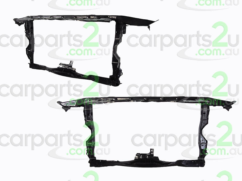 HONDA JAZZ JAZZ GD  RADIATOR SUPPORT - New quality car parts & auto spares online Australia wide with the convenience of shopping from your own home. Carparts 2U Penrith Sydney