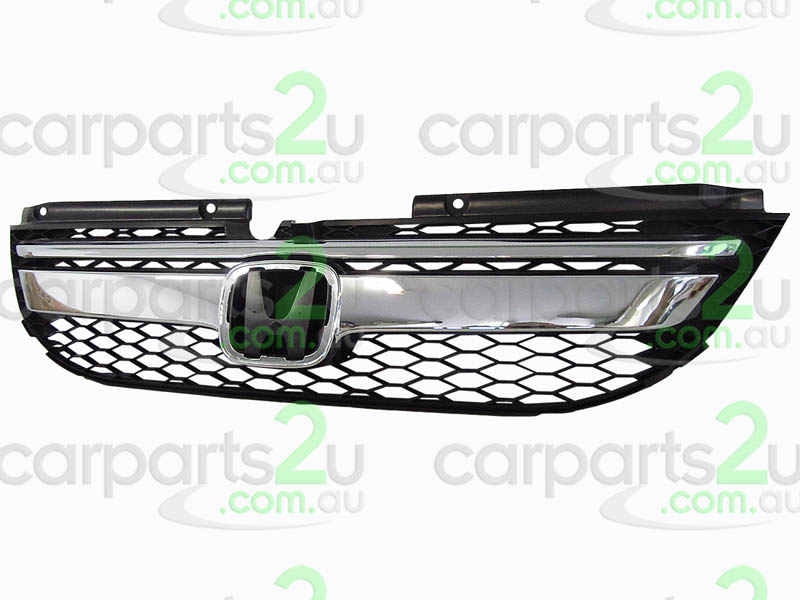 HONDA ODYSSEY  JAZZ GE/GP  GRILLE - New quality car parts & auto spares online Australia wide with the convenience of shopping from your own home. Carparts 2U Penrith Sydney