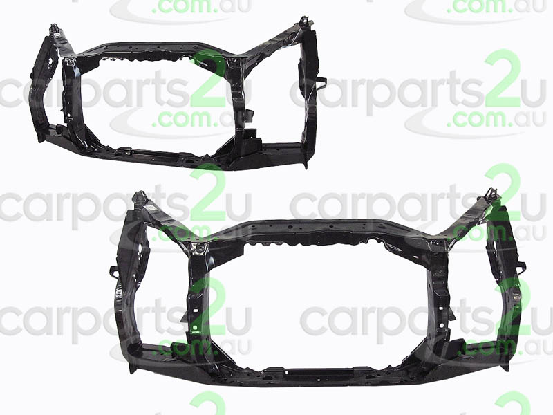 HONDA ODYSSEY  JAZZ GE/GP  RADIATOR SUPPORT - New quality car parts & auto spares online Australia wide with the convenience of shopping from your own home. Carparts 2U Penrith Sydney
