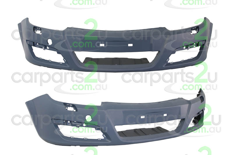 FRONT BUMPER NA BRAND NEW FRONT BUMPER TO SUIT HOLDEN ASTRA AH HATCH AND WAGON SERIES 1 (10/2004-10/2006)