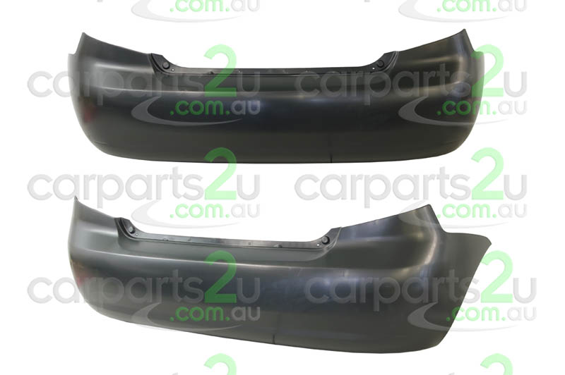HOLDEN BARINA AH  REAR BUMPER - New quality car parts & auto spares online Australia wide with the convenience of shopping from your own home. Carparts 2U Penrith Sydney