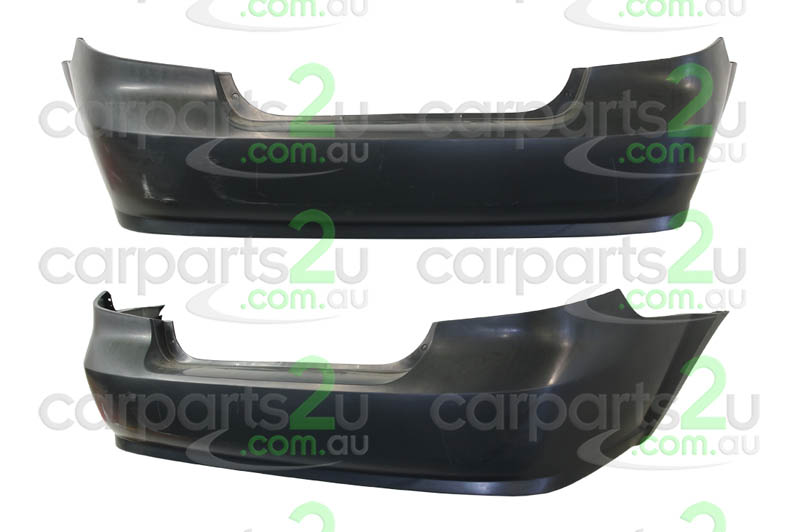 HOLDEN BARINA TK HATCH  REAR BUMPER - New quality car parts & auto spares online Australia wide with the convenience of shopping from your own home. Carparts 2U Penrith Sydney