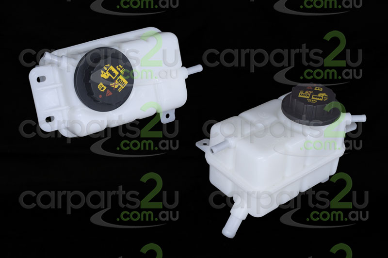TO SUIT HOLDEN BARINA TK SEDAN  OVERFLOW BOTTLE  NA - BRAND NEW OVERFLOW BOTTLE TO SUIT HOLDEN BARINA TK SEDAN (02/2006-11/2011)